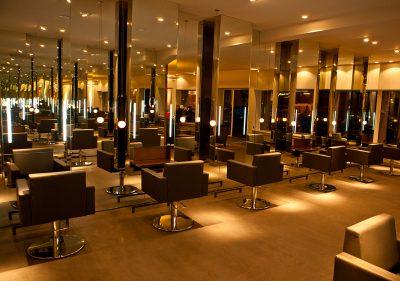 Berlin Hairdresser Saloon