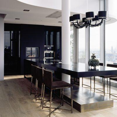 residenza hamburgo cucina