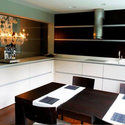 residenza privata cucina